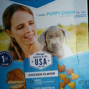 Photo of PURINA® PUPPY CHOW® Complete Made With Real American-Raised Chicken uploaded by krissia a.