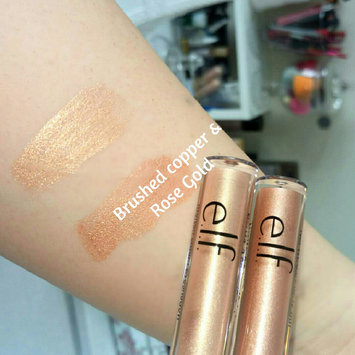 Photo of e.l.f. Aqua Beauty Molten Liquid Eyeshadow Molten Bronze 0.09oz, Molten Bronzed uploaded by Karen H.