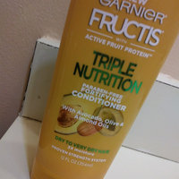 Garnier® Fructis® Triple Nutrition Conditioner 12 fl. oz. Bottle uploaded by Gadeer H.