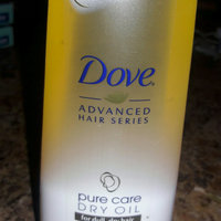 Dove Beauty Pure Care Dry Oil for Dull Dry Hair Shampoo uploaded by Diana P.