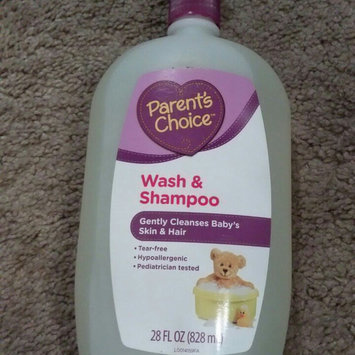 Photo of Parent's Choice Baby Wash & Shampoo uploaded by amanda h.