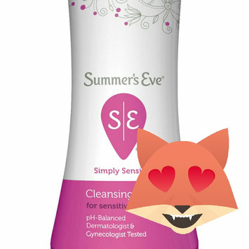 Summer's Eve Cleansing Wash for Sensitive Skin uploaded by Shahd A.