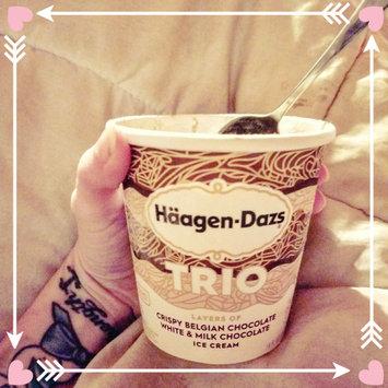 Häagen-Dazs Trio Triple Chocolate Ice Cream 14 fl. oz. Carton uploaded by Amina L.