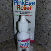 The Relief Products PinkEye Relief Sterile Eye Drops - 0.33 oz. uploaded by Jeremiah f.