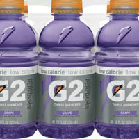 Gatorade G2 Grape Sports Drink 32 oz uploaded by Jeremiah f.