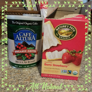 Photo of Nature's Path Organic Frosted Toaster Pastries Strawberry Flavor uploaded by Michelle s.