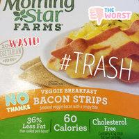 MorningStar Farms Veggie Bacon Strips uploaded by B x.