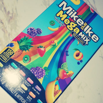 Just Born *New Flavor* Mike and Ike Megamix Theater Box (2 Pack) uploaded by keren a.