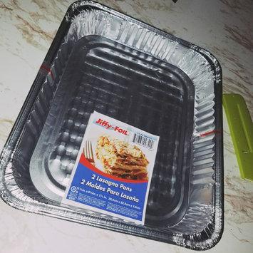 Jiffy Foil Utility Pan 13x9x2 - 2pk uploaded by keren a.