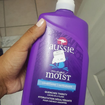 Aussie® Mega Moist Conditioner uploaded by Carib C.