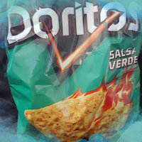 Doritos Salsa Verde Tortilla Chips uploaded by Alisha B.