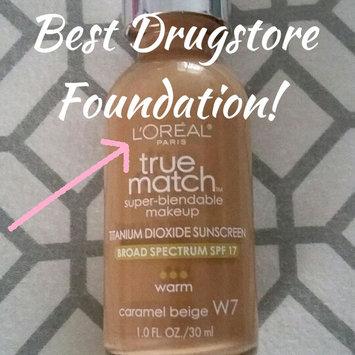 L'Oréal True Match Super-Blendable Makeup uploaded by Adeline P.
