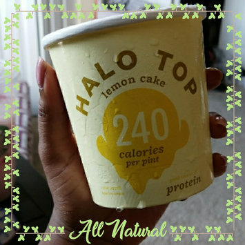 Photo of Halo Top Lemon Cake Ice Cream uploaded by Fatimah G.