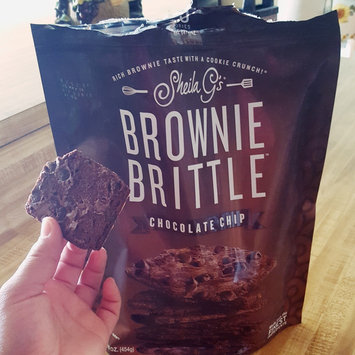 Photo of Sheila G's Brownie Brittle Chocolate Chip uploaded by Jacqueline G.