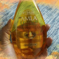 Optimum Salon Haircare Amla Legend Rejuvenating Oil Bottle uploaded by Shanna W.