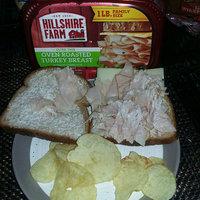 Hillshire Farm Deli Select Family Size Oven Roasted Turkey Breast Ultra Thin uploaded by Jeremiah f.