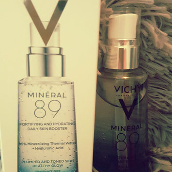 Vichy Mineral 89 Hyaluronic Acid Face Moisturizer uploaded by Ivonne R.