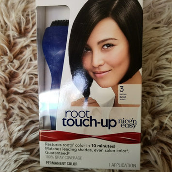 Clairol Nice 'N Easy Permanent Color 2BB/124 Natural Blue Black uploaded by Adriana L.