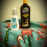 Ocean Potion Suncare Tanning Spray Gel, SPF 15, 8.8 fl oz uploaded by Patricia R.