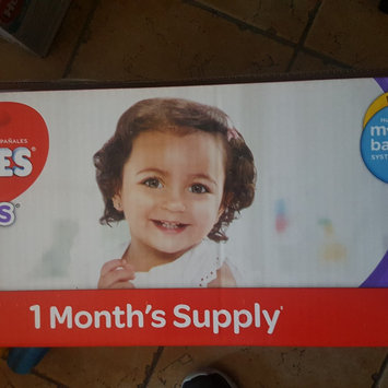 Huggies® Little Movers Diapers uploaded by Liliana N.