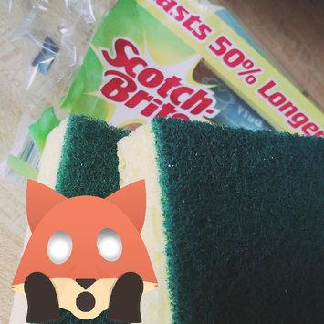 Scotch-Brite Greener Clean Natural Fiber Scrub Sponges, 6 pack uploaded by Keiri E.
