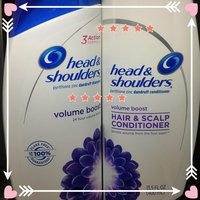 Head & Shoulders Volume Boost Anti Dandruff Shampoo 13.5 oz uploaded by Mari S.