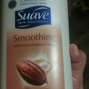 Photo of Suave® Smoothing with Cocoa Butter & Shea Body Lotion uploaded by Kristen S.