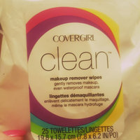 COVERGIRL Clean Makeup Remover Wipes uploaded by Michelle H.