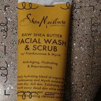 SheaMoisture Raw Shea Butter Facial Wash & Scrub uploaded by Lilly M.