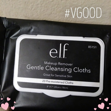 e.l.f. Studio Makeup Remover Cleansing Cloths uploaded by Lilly M.