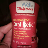 Walgreens Oral Relief Spray Cherry - 6 fl oz uploaded by Samantha M.