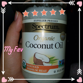 Spectrum Coconut Oil Organic uploaded by Lidia R.