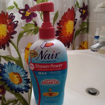Photo of Nair Shower Power Max with Moroccan Argan Oil uploaded by Heather J.