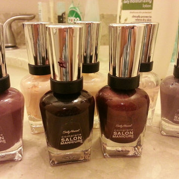 Photo of Sally Hansen Complete Salon Manicure Nail Polish uploaded by Sarah L.