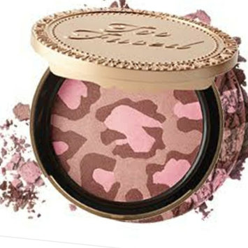 Too Faced Pink Leopard Blushing Bronzer uploaded by yasmim n.