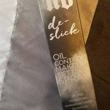 Urban Decay De-Slick Oil-Control Makeup Setting Spray uploaded by stacy r.
