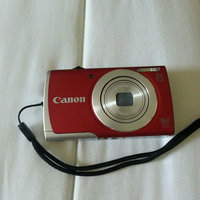 Canon PowerShot A2500 16MP Red Digital Camera uploaded by Sarah L.