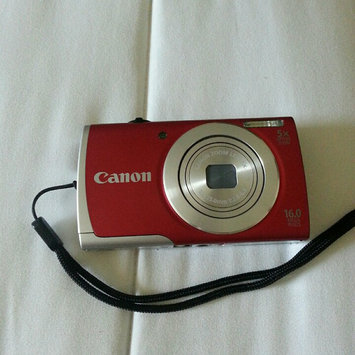 Photo of Canon PowerShot A2500 16MP Red Digital Camera uploaded by Sarah L.