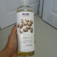 NOW Foods Solutions Castor Oil - 16 fl oz uploaded by Jeidy Lissette R.