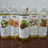 NOW Foods Solutions Grapeseed Oil - 16 fl oz uploaded by Jeidy Lissette R.