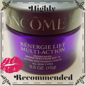 Photo of Lancôme Rénergie Lift Multi-Action Day Cream uploaded by Lacee L.