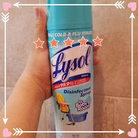 Lysol Disinfectant Spray for Baby's Room uploaded by Lidia R.