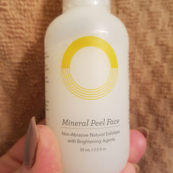 Photo of O.R.G. Skincare Mineral Peel Face uploaded by Cheri S.