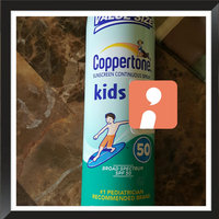 Coppertone Kids Sunscreen uploaded by Mary A.