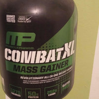 MusclePharm Combat XL Mass Gainer Powder, Vanilla, 6 Pounds uploaded by janna a.