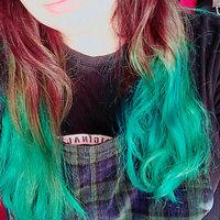 (3 Pack) MANIC PANIC Cream Formula Semi-Permanent Hair Color - Voodoo Blue uploaded by Jadee W.