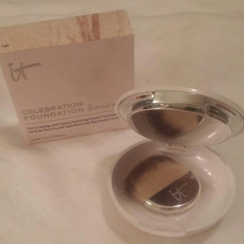 It Cosmetics Celebration Foundation SPF 50+ Full Coverage Anti-aging Hydrating Powder Foundation (Fair) uploaded by Jillian A.