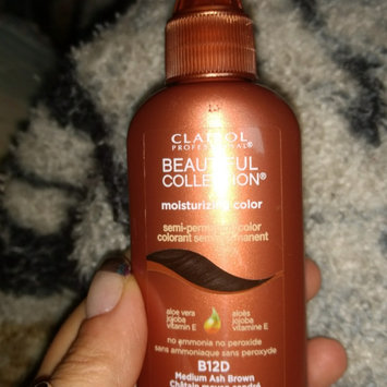 Photo of Clairol Professional Beautiful Collection Semi-permanent Hair Color, Light Ash Brown, 3 oz uploaded by Shellie M.