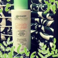 Garnier® Skin Active™ Clearly Brighter™ Brightening & Smoothing Daily Moisturizer with Broad Spectrum SPF 15 uploaded by Kaylani P.