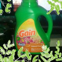 Gain With FreshLock Island Fresh Liquid Fabric Softener 60 Loads 51 Fl Oz uploaded by Joy G.